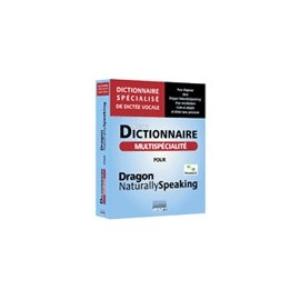 Dictionnaire Dentaire pour DRAGON MEDICAL